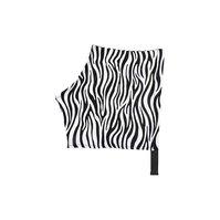 Bogbeskyter Zebra