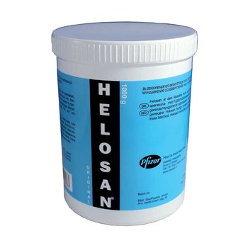 Helosan sårsalve 1kg og 300g
