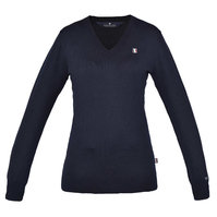 Kingsland Classic Ladies Knitted V-neck
