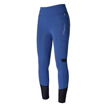 Kingsland Karina W F-Tec F-Grip Comp Tights Blue Delft