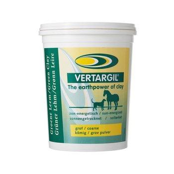 Grønn leire Vertargil grov pulver 1 kg