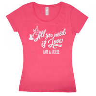 Pfiff All you need is Love T-Shirt