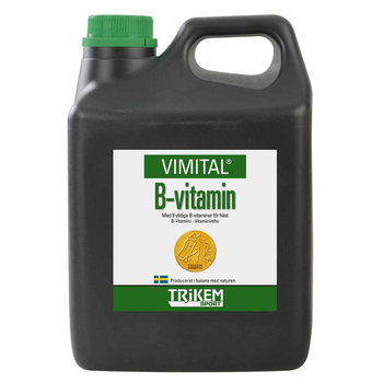 Trikem Vimital flytende B vitamin