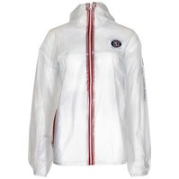 Classic Unisex Transparent Rain Jacket