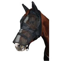 HorseGuard Fluemaske med ører og mulebeskytter