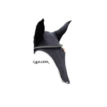 HVIT Cavalliera Show Jumping Ear Bonnet Long