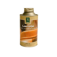 Lærolje med Lanolin 500 ml