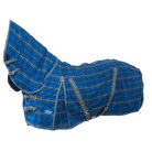 HC Ulldekken med hals 95 cm blå