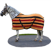 Original Shires Gold Stripe ulldekken