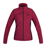 Kingsland Alicante Fleece Jakke Pink